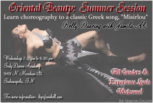 Summer Belly Dance Classes! – Jamila Ali ~ Hips from Hell